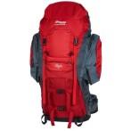 Bergans alpinist 100l lady red burg grey