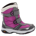 Jack wolfskin girls snow flake texapore mallow purple