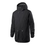 Houdini men s spheric parka true black