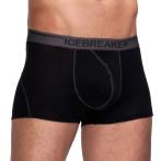 Icebreaker anatomica boxers black