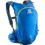 Salomon agile 17 union blue gecko green